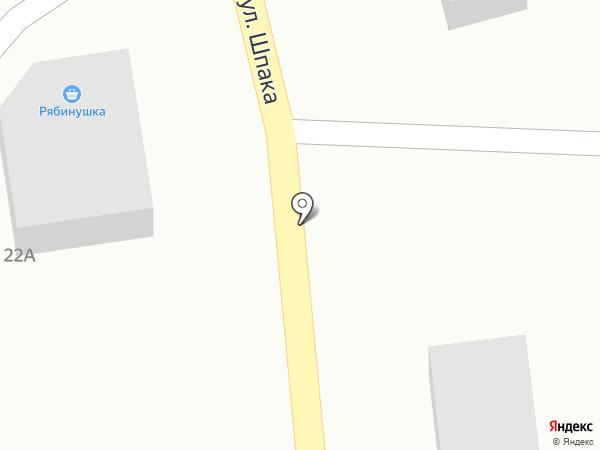 АЗТИ на карте