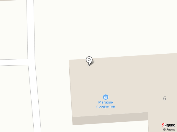 Тан на карте