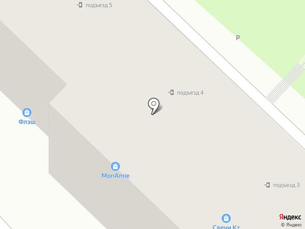 FLASHtorg на карте