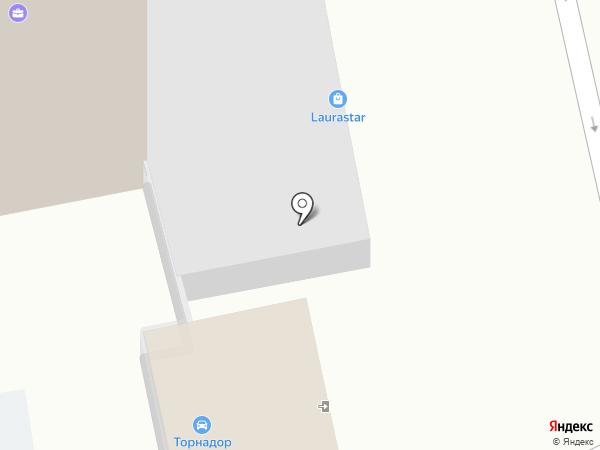 Polynor.kz на карте