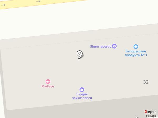 RiV Union на карте