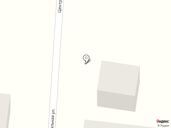 Айкын на карте
