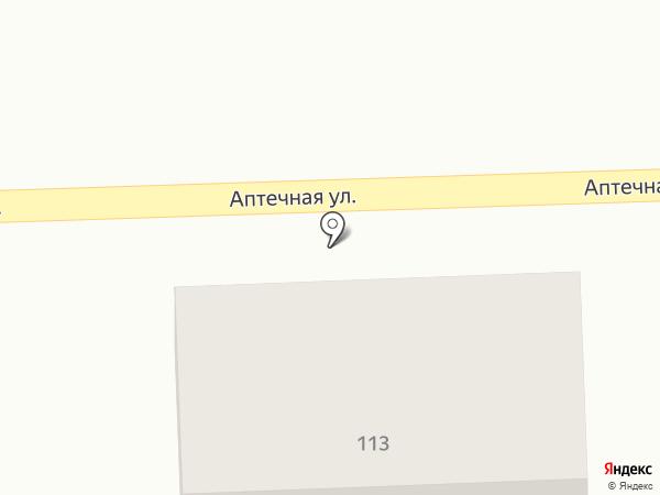 Куаныш на карте