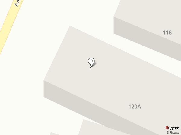 Ырыс на карте