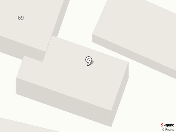 Удачный сервис на карте