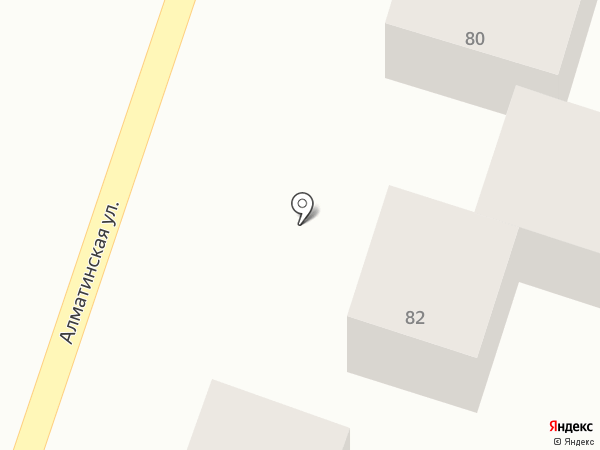 Нотариус Маметалиева М.А. на карте