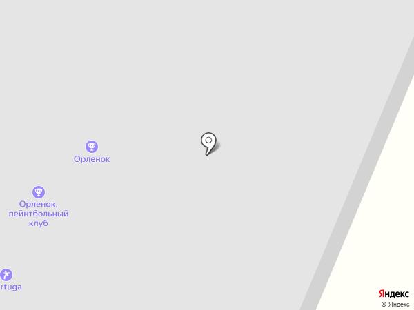 GenAir на карте