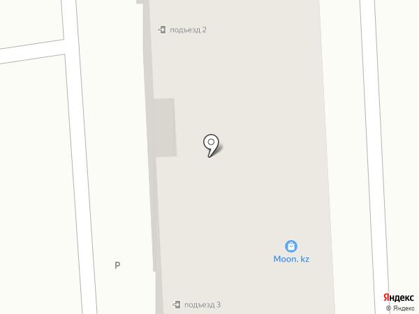 ALSI на карте