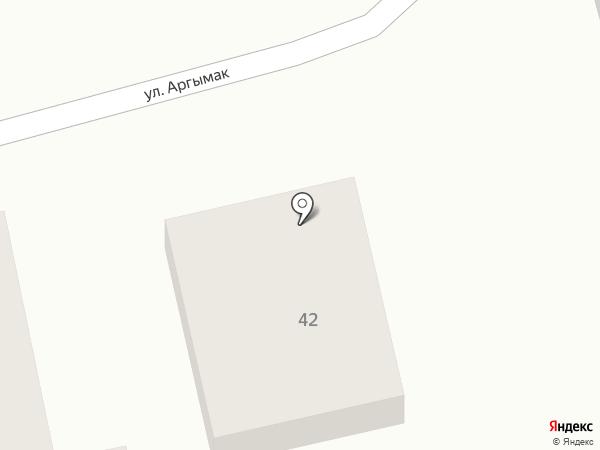 Эвакуационная компания на карте