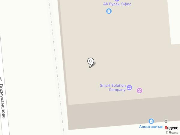 COMPIX на карте