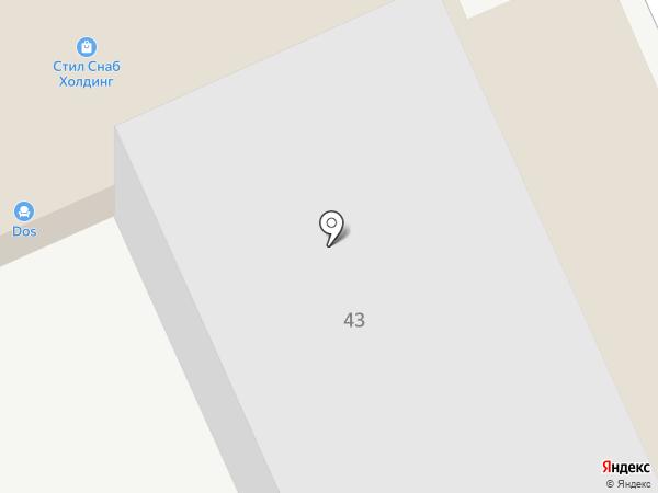 ПАРАГРАФ на карте