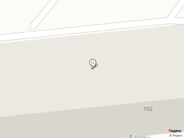 Левада-ВВ на карте