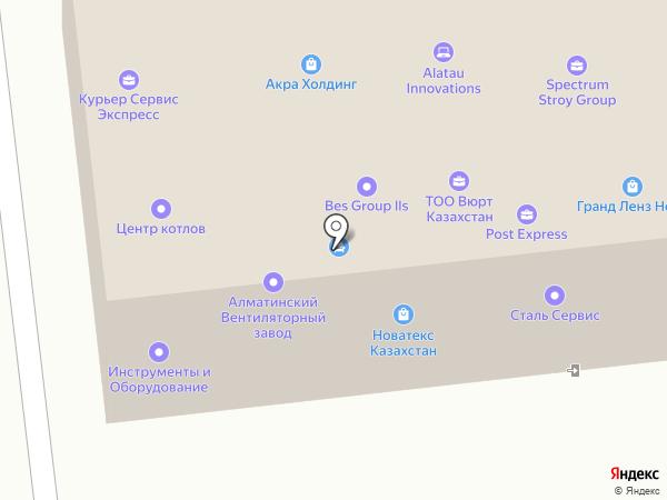 Шашлычная на Талгарке на карте