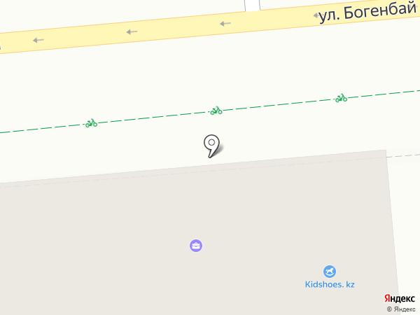 Тыква на карте