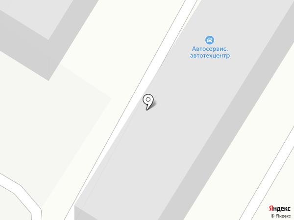 На Батталханова на карте