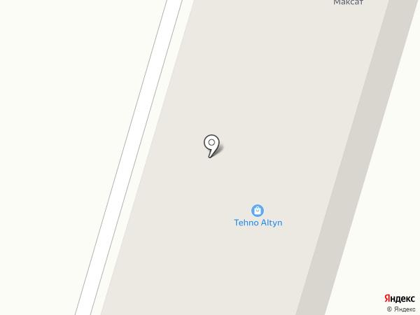 Dana на карте
