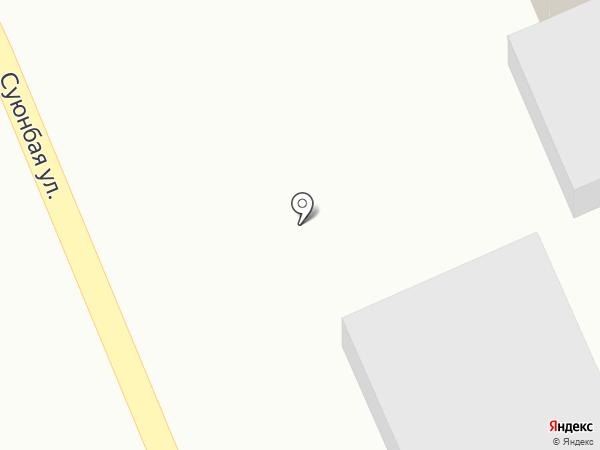 Ай-Нур на карте