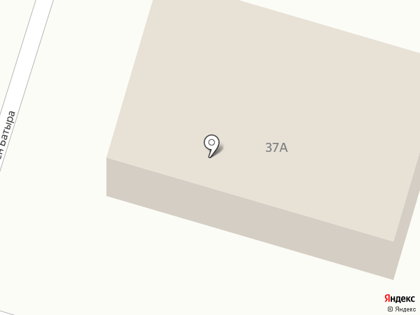 Болашак на карте