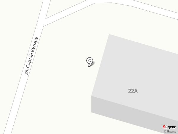 Юнион Ломбард, ТОО на карте