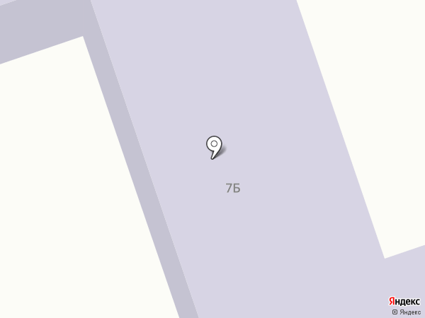 Средняя школа №29 на карте
