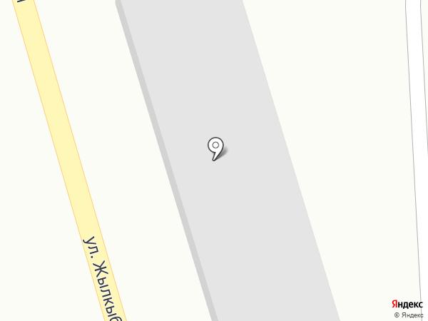 СТО на ул. Касымбек на карте