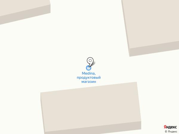 Аяулым на карте