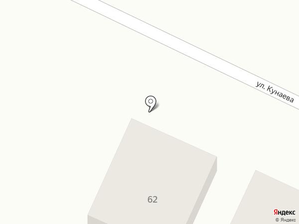 Сымбат на карте