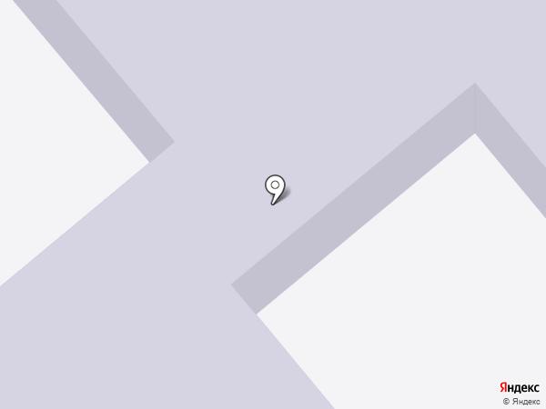 Средняя школа №21 на карте