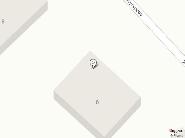 Похоронное бюро на ул. Жансугурова на карте