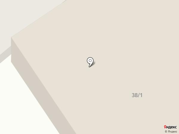 Береке, гостиница на карте