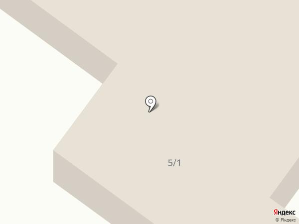 Уланский районный архив на карте