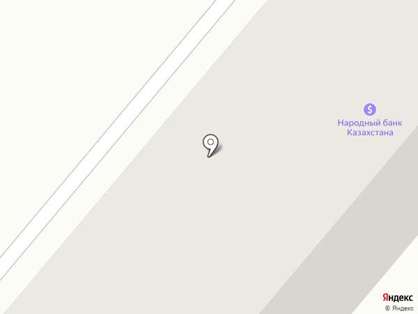 Нуржау на карте