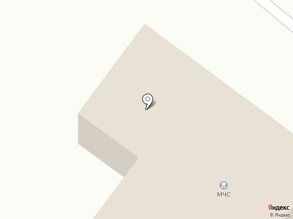 Отдел по чрезвычайным ситуациям Уланского района на карте
