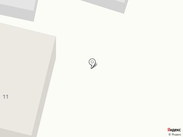 Авазар на карте