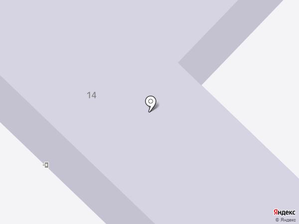 Средняя школа №32 на карте