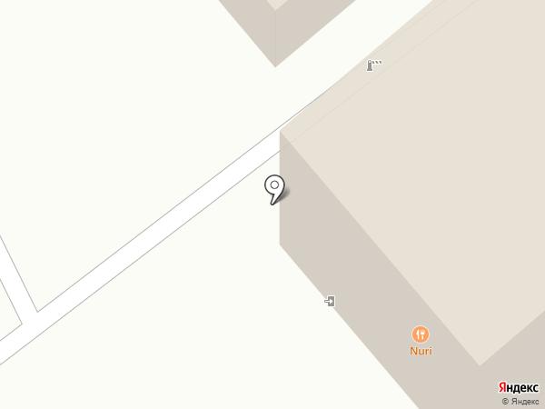 Nuri на карте