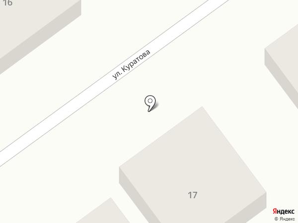 Байтерек на карте