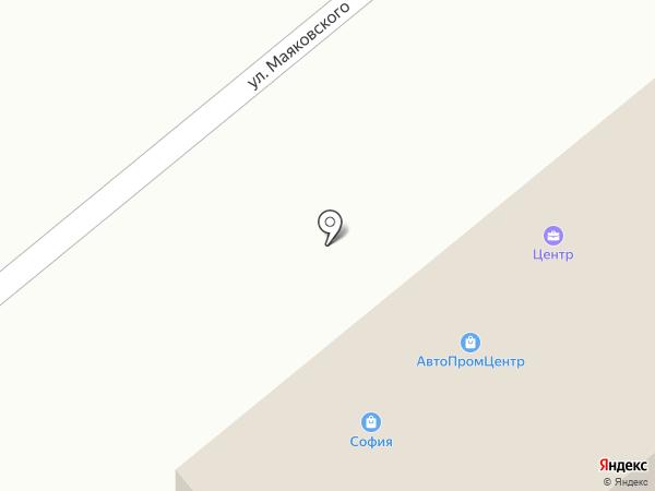 АвтоПромЦентр на карте