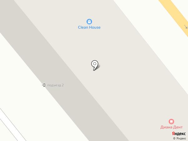 DIVAGE на карте