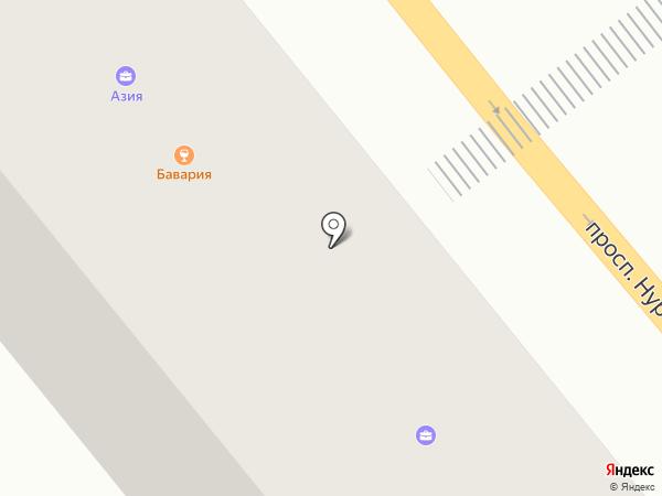 Ломбард Золотой Слон, ТОО на карте