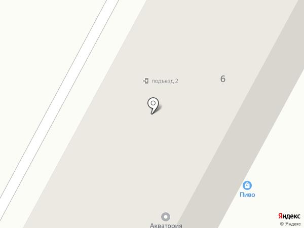 АВТОпланета на карте