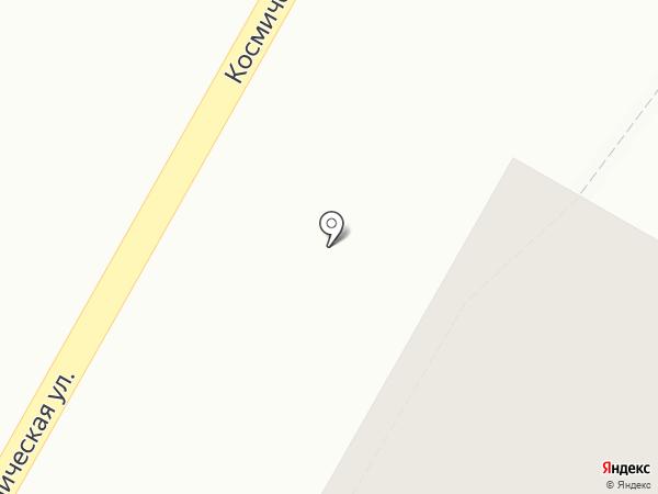 Коралловый Клуб на карте