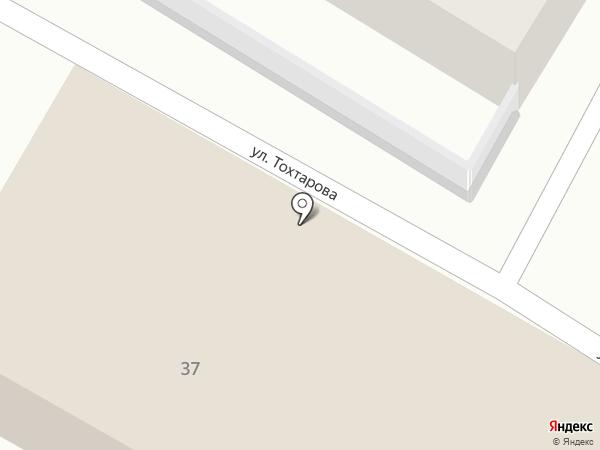 Информационно-вычислительный центр на карте