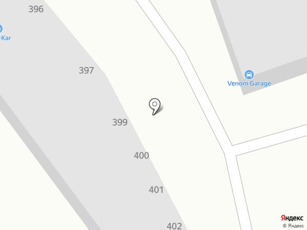 Дока сервис на карте