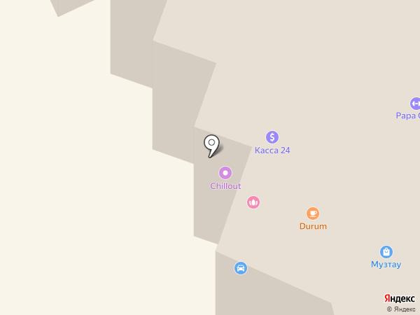 Палаццо на карте