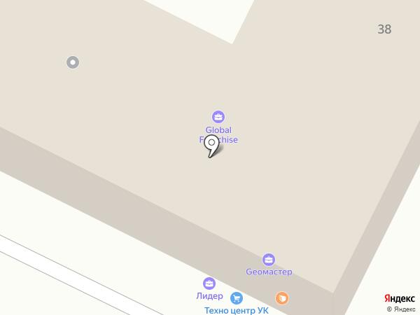 Cityinfo на карте