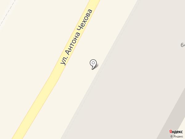 SOVA на карте