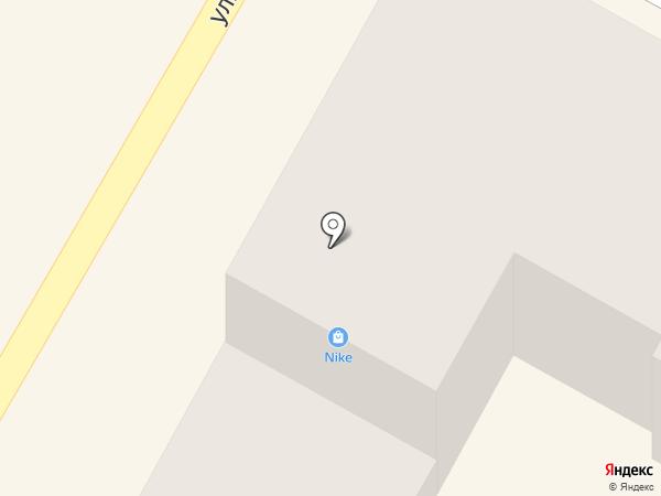 Салем на карте