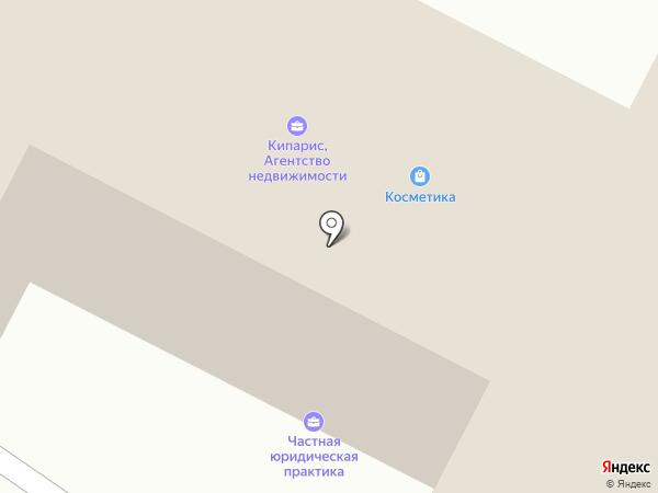 1С-Рейтинг на карте