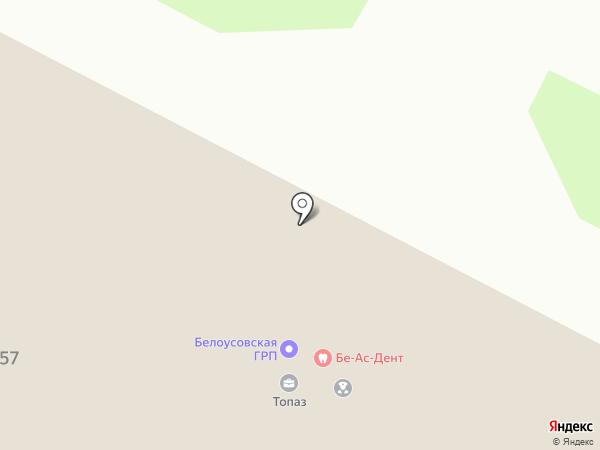 Анатэкс, ТОО на карте